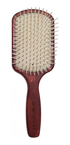 escova de cabelos italiana raquete profissional1492 3maestri