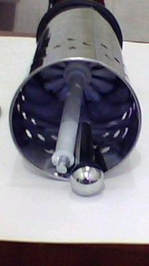 escova decorativa sexis ( um bela decoração em seu banheiro)