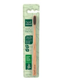 dc283fa07 1 vendido - Paraná · Escova Dental De Bambu Boni Natural + Pasta Carvão  Ativado