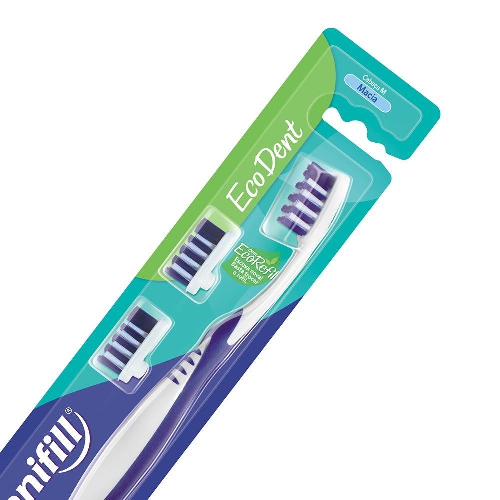 559b5ee1c escova dental sanifill ecodent macia. Carregando zoom.