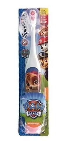 escova eletrica de dentes infantil meninas  eua varios temas