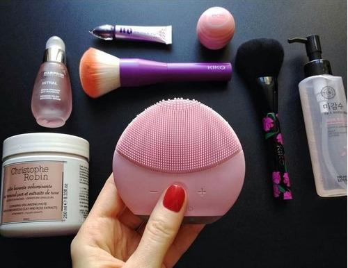 escova limpeza facial