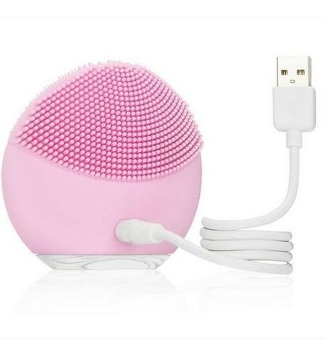 escova massageadora para limpeza facial forever lina mini 2