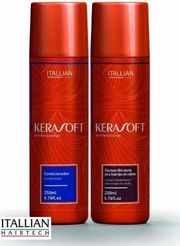 e22f46d07 Escova Progressiva Keraliss 2 X 1 Litro+1 Kit Manutenção - R$ 402,89 ...