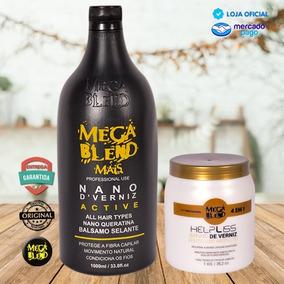 f614b1378 Kit Mega Blend Mais - Tratamentos para Cabelo no Mercado Livre Brasil