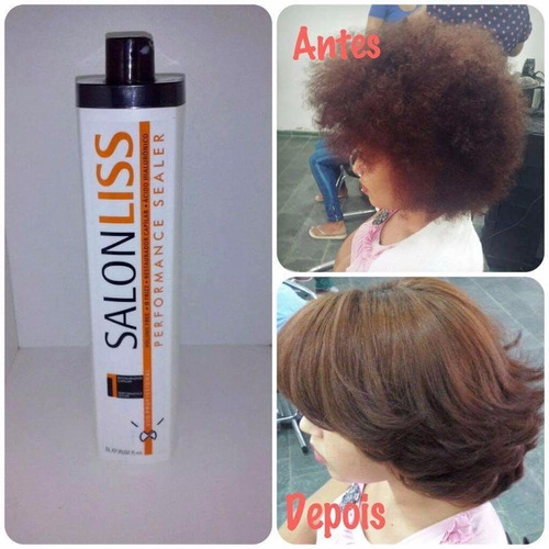 escova progressiva salonliss 1000 ml