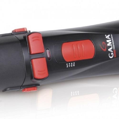 escova rotativa alisadora gama turbo ion plus 3000 110v 220v