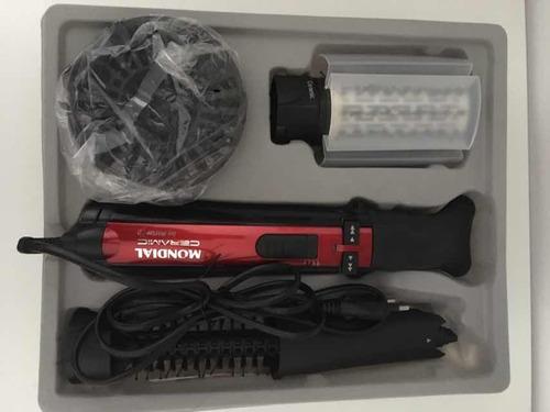 escova rotativa mondial er 02 kit completo na caixa