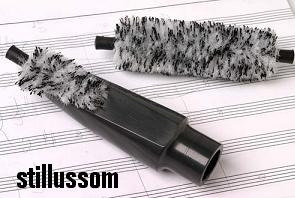 escova secadora de boquilha sax tenor e baritono somos loja
