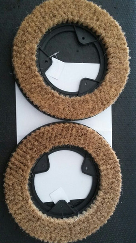 escovas enceradeiras electrolux -2 peças