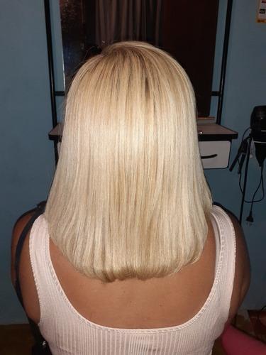 escovas progressivas e tratamentos de cabelo