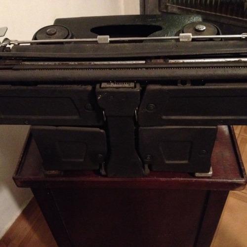 escrever antiga maquina