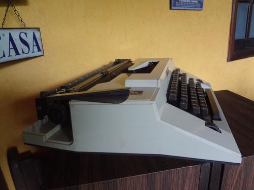 escrever remington máquina