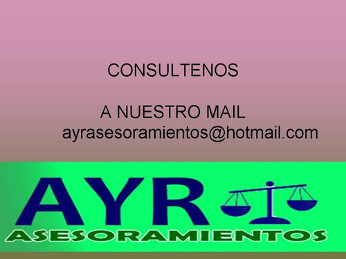 escribana, servicios notariales y administracion de empresas