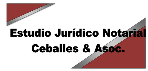 escribano público - automotores - certificados - notariales