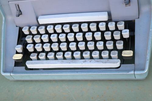 escribir antig antigüedad máquina
