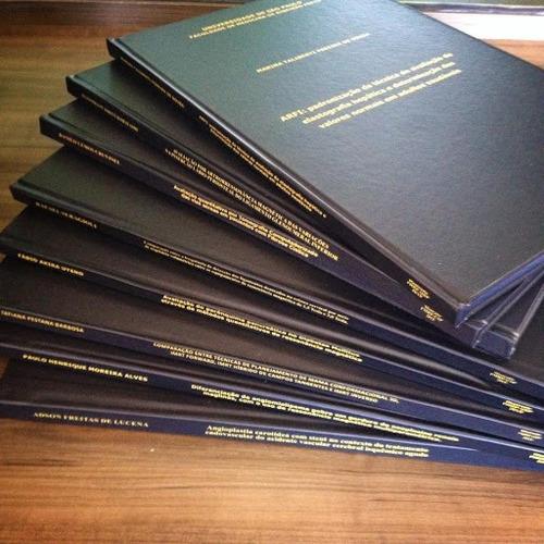 escrita, correção e formatação de trabalhos acadêmicos