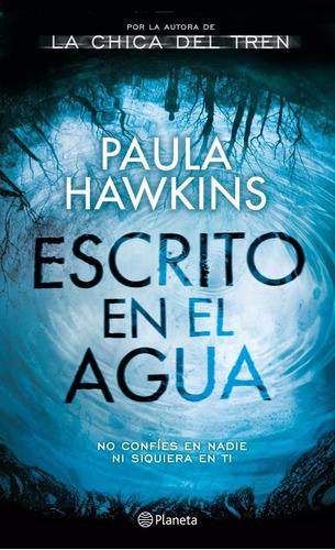 escrito en el agua paula hawkins ebook digital pdf epub