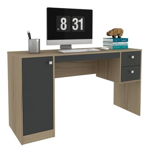 escritorio 1 puerta y 2 cajones que sal!