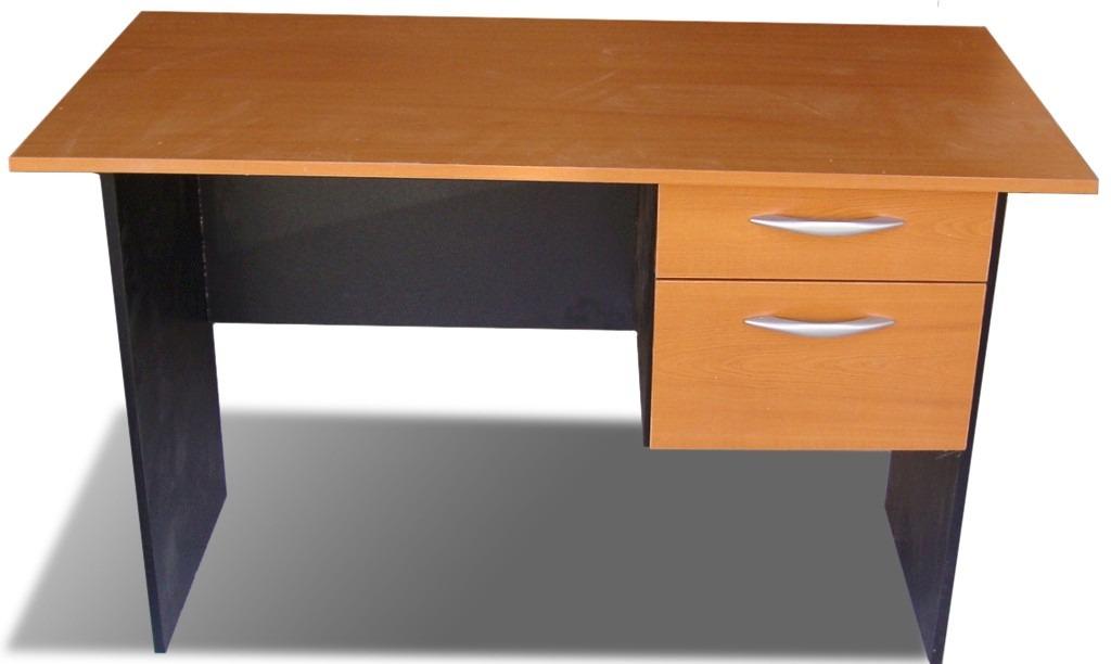 Escritorio 120x60 c 2 cajones baratiiiisimo 2 for Altura de un escritorio