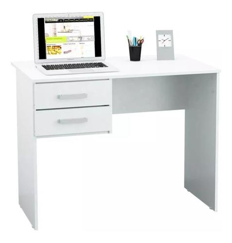 escritorio 2 cajones 1mt para oficina sc1002 barcelona