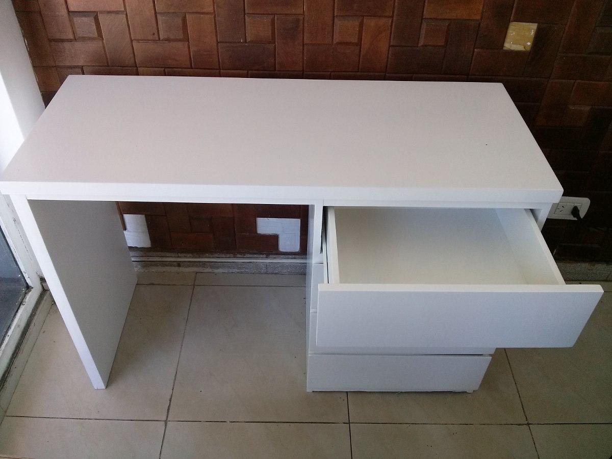 Muebles Laqueados Blanco - Escritorio 4 Cajones Laqueado Blanco Muebles Valentin 6 000 [mjhdah]https://http2.mlstatic.com/mueble-cocina-amoblamientos-D_NQ_NP_4157-MLA2619649926_042012-F.jpg