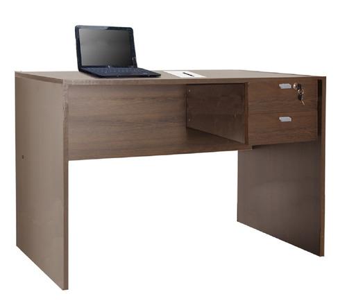 escritorio 501 platinum 2 cajones ex 400  kromo-s