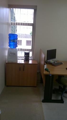 escritório 55 m2, mobiliado, ao lado metro borba gato.