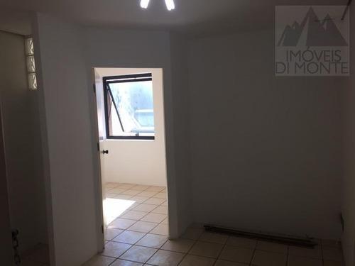 escritório a venda em são paulo, higienópolis, 2 banheiros, 1 vaga - 158