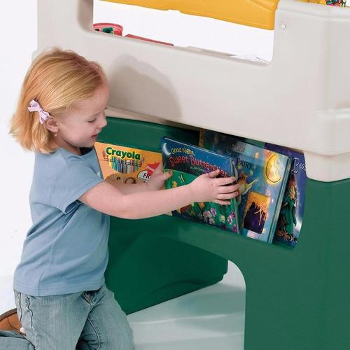 escritorio activity para niños step2