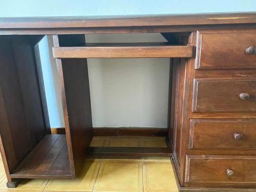 escritorio algarrobo