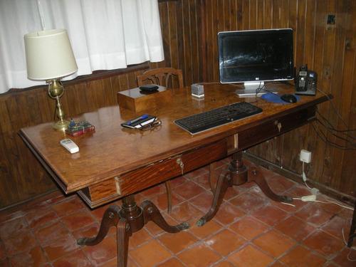 escritorio antiguo maple
