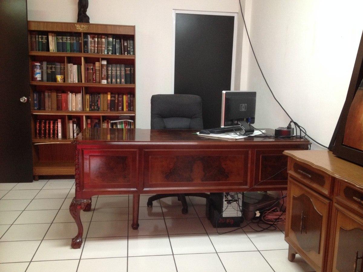 Escritorio antiguo para oficina usado 28 en for Escritorio de oficina precio
