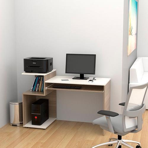 escritorio atlanter olivo/marfil