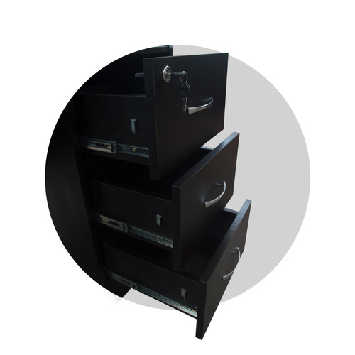 escritorio black tower