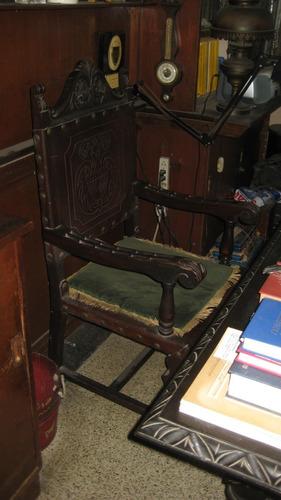 escritorio  colonial.
