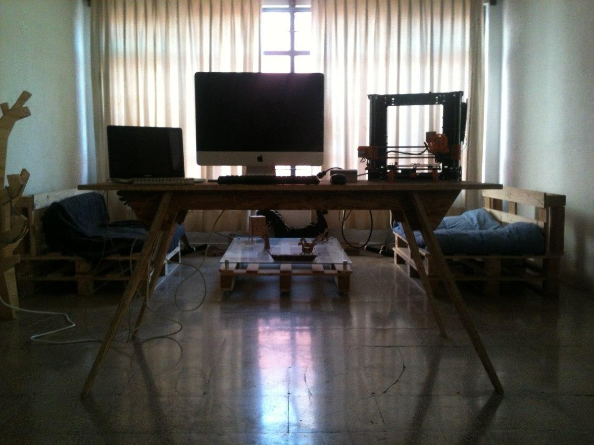 Mueble para casa best tcnica diy para envejecer muebles for Muebles escritorio para casa