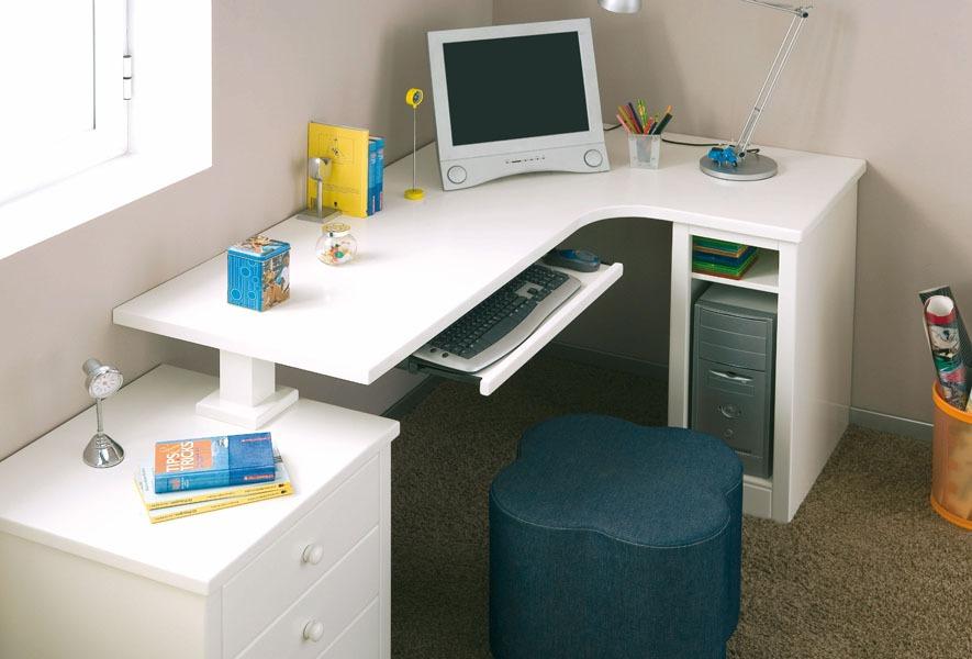 escritorio comp rinconero juvenil laqueado mattushop