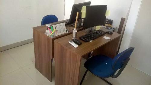 escritório compartilhado - centro empresarial iguatemi