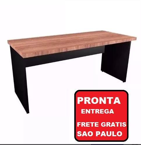 escritorio completo 1 mesas 1,20x60  + 1 armario alto