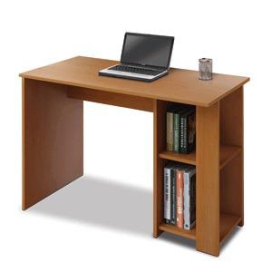Escritorio con 2 repisas versatil ahorra espacio 1 300 - Escritorios para espacios reducidos ...