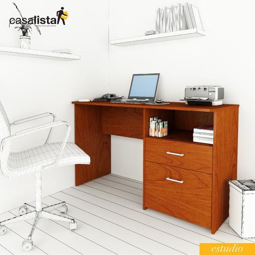 escritorio con archivador casalista® estudio