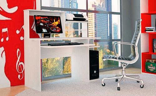 escritorio de computacion mosconi mesa pc art.709
