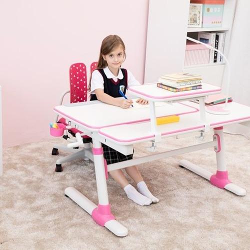escritorio de estudio para niños - extra grande