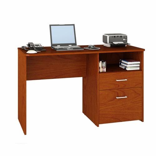 Escritorio de madera para oficina bs en for Escritorios de madera para oficina