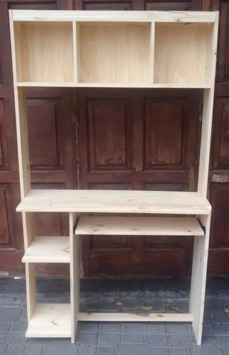 escritorio de pc con alzada (214)