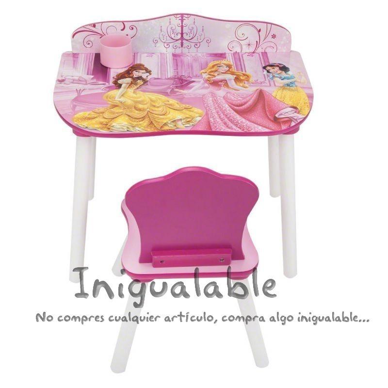 escritorio de princesas para nias