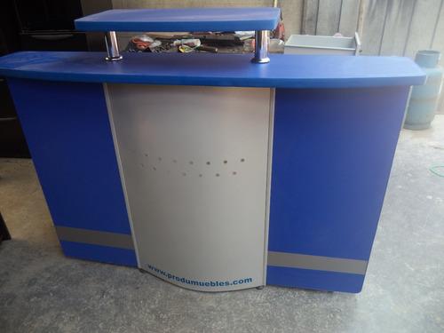 escritorio de recepción - counter