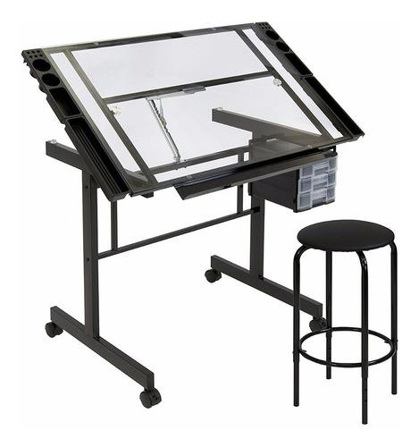 escritorio dibujo arquitecto restirador tabla mesa