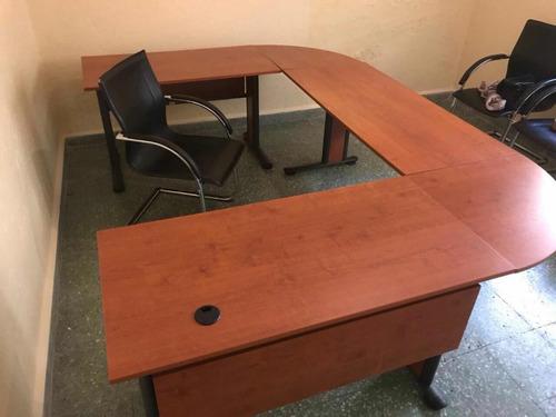 escritorio ejecutivo en  u